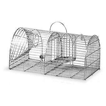 Gaun Jaula Multicaptura - 2 Departamentos (Pájaros , Jaulas y pajareras , Jaulas)
