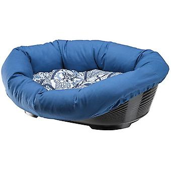Ferplast Cuna Sofa Damasco Blau (Hunde , Erholung , Sofas)