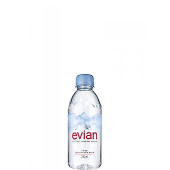 Evian Spring Water Pet-( 1 Lt X 12 flaskor)