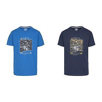 Hausfriedensbruch Abfahrt Herren T-Shirt