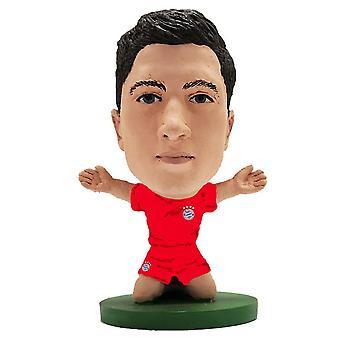 FC Bayern Munich SoccerStarz Lewandowski Figure