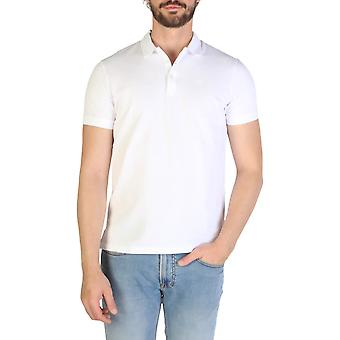 Emporio Armani Original Men Spring/Summer Polo - White Color 35405
