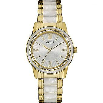 Guess W0706L3-wristwatch, stainless steel, color: Gold