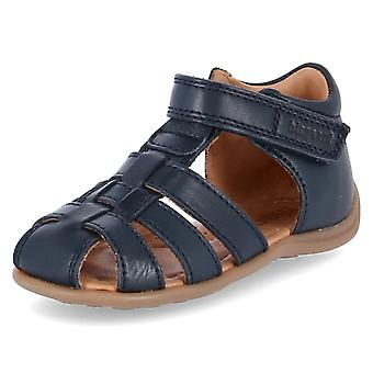 Bisgaard Carly 712061201401NAVY universal summer infants shoes