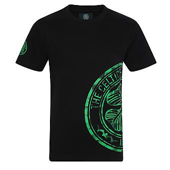 Celtic FC Official Football Gift Kids Graphic T-Shirt