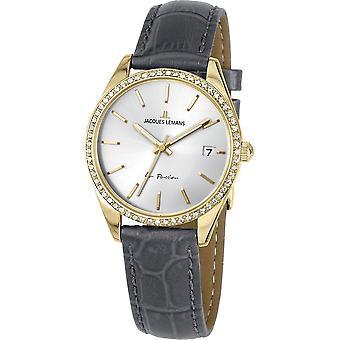 Jacques Lemans - Wristwatch - Ladies - La Passion - - 1-2085C