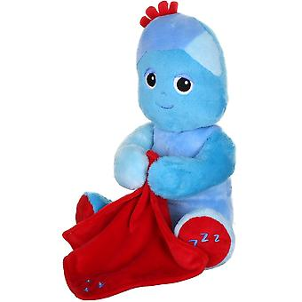 In the Night Garden Sleepy Time Igglepiggle Soft Toy with Glowing Cheeks,