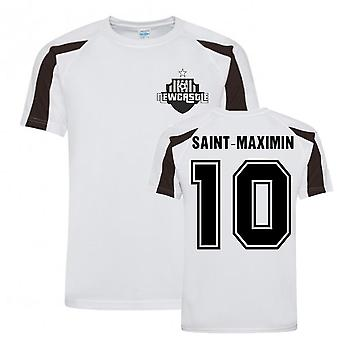 Allan Saint-Maximin Newcastle Sports Training Jersey (Weiß)