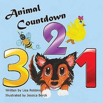 Animal Countdown by Robbins & Lisa
