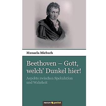 Beethoven  Gott welch Dunkel hier by Miebach & Manuela