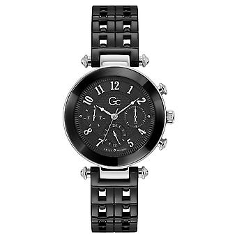 Gc Guess Collection Y65003l2mf Prime Chic Ladies Watch 36 Mm