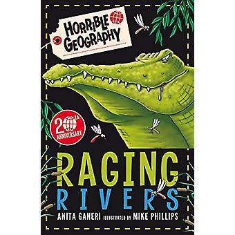 Raging Rivers by Anita Ganeri - 9781407196237 Book