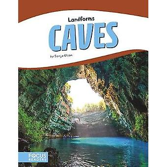 Landforms - Caves by -Sonja Olson - 9781635178913 Libro
