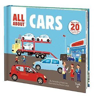 Cars by Geraldine Krasinski - 9782408007904 Book