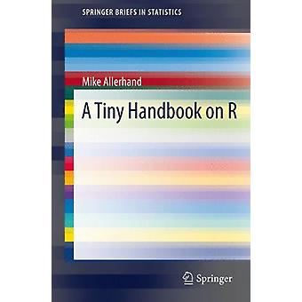 A Tiny Handbook of R by Mike Allerhand - 9783642179792 Book