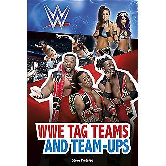 WWE Tag Teams and Team-Ups by Steve Pantaleo - 9780241361368 Book