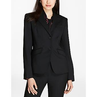 Brooks Brothers Women's Wool 2 Button Jacket