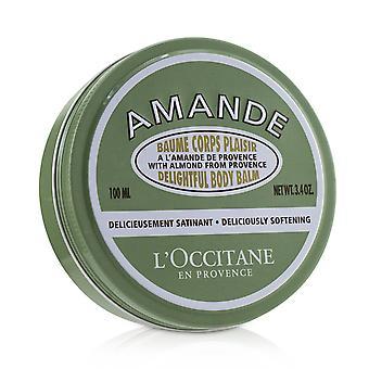 Almond delightful body balm 242642 100ml/3.4oz