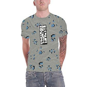 الرجل الحديدي تي قميص السلطة الحقيقية في جميع أنحاء طباعة الرسمية الجديدة أعجوبة مينز غراي