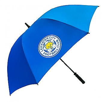 Leicester City FC Single Canopy Golf Umbrella