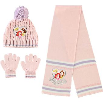 Character Knitted 3 Piece Set Childrens