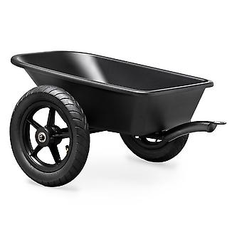 BERG Kids Bike Trailer Black
