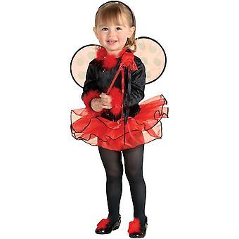 Pretty Ladybug Toddlers Costume