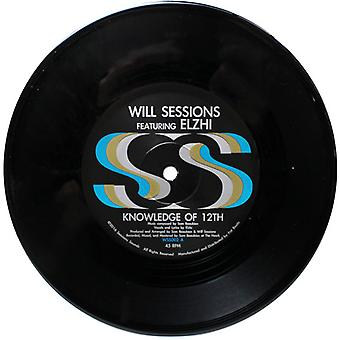 Will Sessions / Elzhi - Knowledge of 12th / Instrumental [Vinyl] USA import