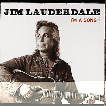 Jim Lauderdale - I'm a Song [CD] USA import