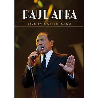 Paul Anka - Live in Switzerland [DVD] USA import
