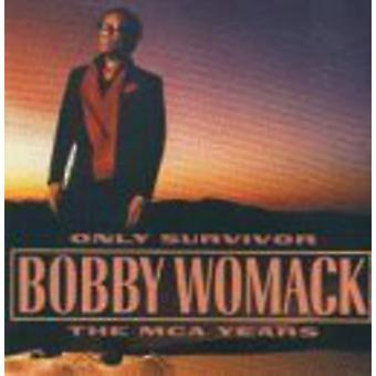 Bobby Womack - Only Survivor-the McA Years [CD] USA import