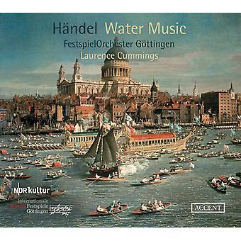Handel / Cummings - Handel: Water Music [CD] USA import