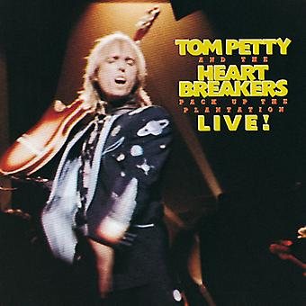 Tom Petty & Heartbreakers - Pack Up the Plantation - Live [Vinyl] USA import