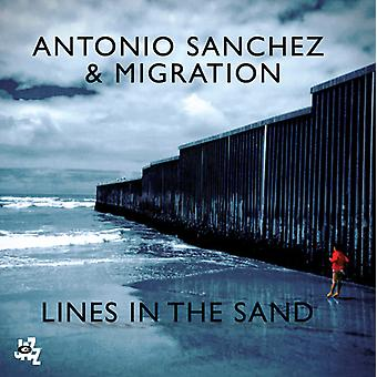 Antonio Sanchez & Migration - Lines in the Sand [CD] USA import