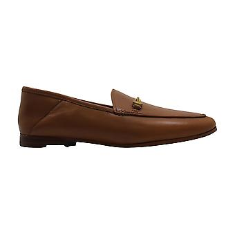 Sam Edelman Mulheres Lior Couro Cap Toe Loafers