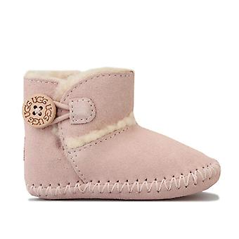 Girl's Ugg Australia Infant Lemmy II Boots in Pink