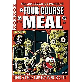 Four Course Meal [DVD] USA import