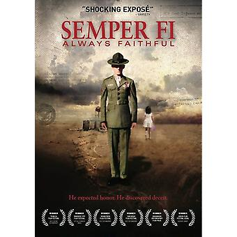 Semper Fi: Always Faithful [DVD] USA import