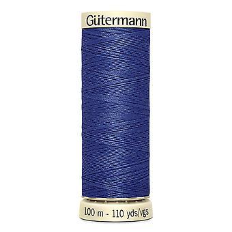Gutermann Nähen alle 100 % Polyesterfaden 100m Hand- und Maschinenfarbcode - 759