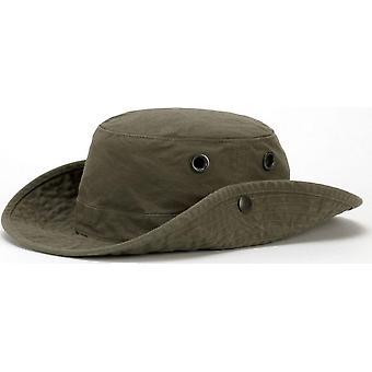 Tilley Boys' T3 Wanderer Hiking Hat Grey