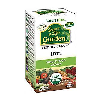 Garden Hierro (Iron) 30 capsules of 18mg