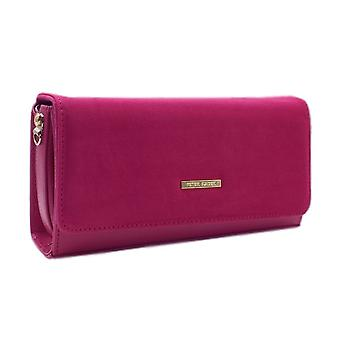 Peter Kaiser Lanelle Clutch Bag In Berry