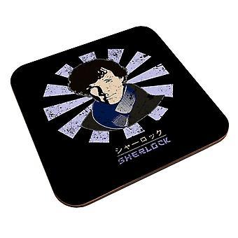 Sherlock Retro Coaster japonais