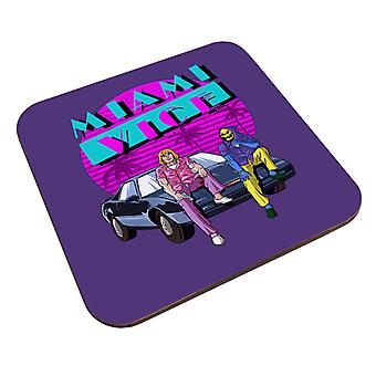 Skeletor Miami Vice Coaster