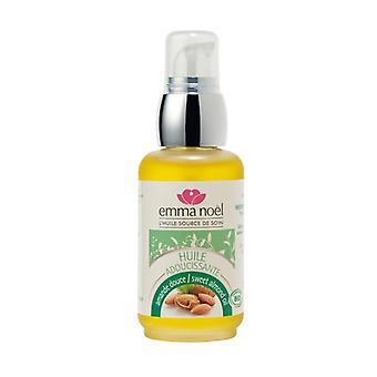 Organic Soft Almond Oil 50 ml of oil
