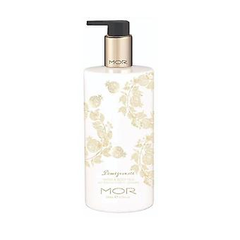 Mor Hand And Body Milk 500Ml Pomegranate