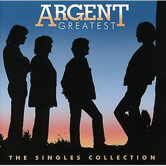 Argent - Greatest [CD] USA import