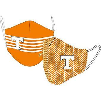 Tennessee Vrijwilligers NCAA Desden Face Mask Omkeerbaar