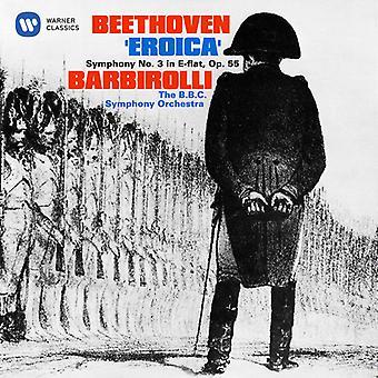 Barbirolli*John / BBC Symphony Orchestra - Beethoven: Symphony No. 3 Eroica [CD] USA import