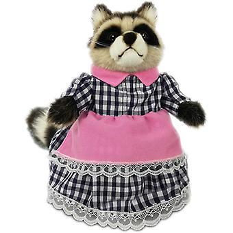 Plush - Hansa - Raccoon Mama 11